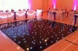Black LED Floor