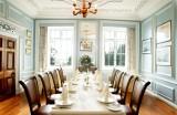 Blue Room at Buckland Tout-Saints Hotel