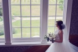 Bride at Brockencote Hall - Jessica Raphael Photography