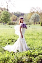 Catherine Blades - Bespoke Lace Wedding Dress