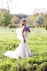 Catherine Blades - Bespoke Lace Wedding Dress