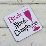 Bride Coaster