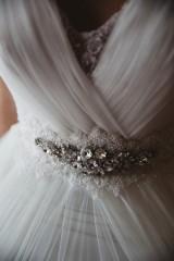 Bride's Preparation in Italy