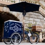 Cafe Bon Bon Ice Cream Tricycles