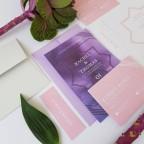 Paper Swan Wedding Stationery